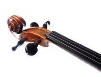Tête de violon photos stock