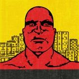 Tête rouge Photos libres de droits