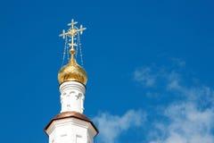 Têtes d'église Image libre de droits