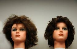 Têtes de mannequins Image libre de droits