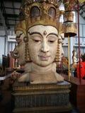 Têtes de Narayana Photographie stock libre de droits