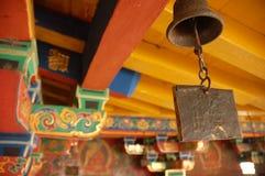 Tíbet colorido Imágenes de archivo libres de regalías