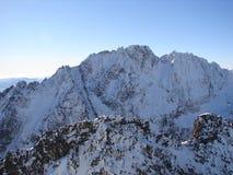 ?tít de Gerlachovský en alto Tatra Imágenes de archivo libres de regalías