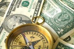 Título do dinheiro sul Imagem de Stock Royalty Free