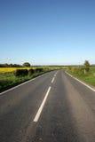Tómeme la carretera nacional casera Foto de archivo libre de regalías