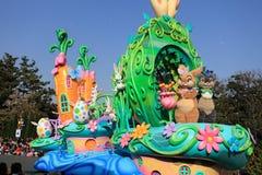Tóquio Disneylândia, Japão Foto de Stock