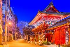 Tóquio do santuário de Kanda imagem de stock royalty free