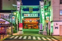 Tóquio do santuário de Kanda foto de stock royalty free