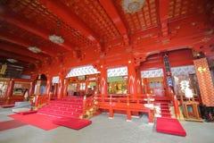 Tóquio Japão do santuário de Kanda Myojin fotografia de stock