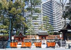 Tóquio moderno imagem de stock