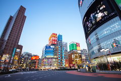 Tóquio Shinjuku Fotografia de Stock