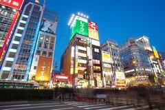 Tóquio Shinjuku Imagens de Stock