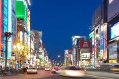 Tóquio Shinjuku Foto de Stock Royalty Free