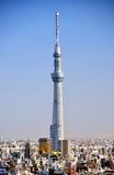 Tóquio Skytree Foto de Stock Royalty Free
