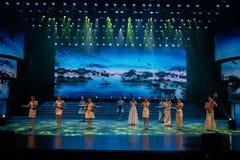 Tórtola-nueva asociación de la música tradicional imagen de archivo