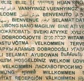 Tótem Lapidarian Fotografía de archivo libre de regalías