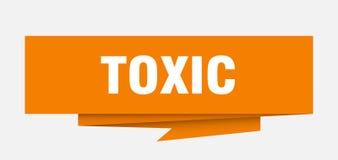 tóxico ilustração stock