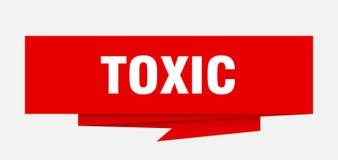 tóxico ilustração do vetor