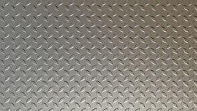 Tôle d'acier avec le plissement Lentilles de feuille Feuille antidérapage de sécurité de la chute rendu 3d photo libre de droits