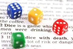 Tödliches Spiel Stockbilder