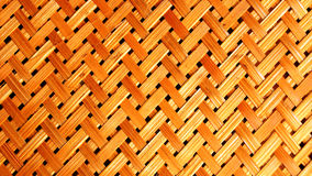 Töm brun thai bambulampbakgrund Royaltyfri Bild