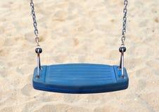 töm swing Royaltyfri Foto