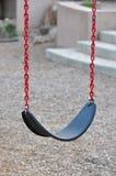 töm swing Arkivfoto