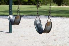 Töm Swings Arkivbild
