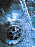 töm vatten royaltyfri fotografi