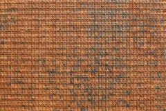 Töpferwarewandfliesen Stockfotografie
