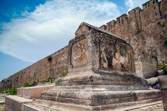 Túmulo antigo Foto de Stock
