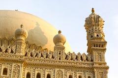 Túmulo da sultão de Tippu imagem de stock royalty free