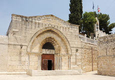 Túmulo da Virgem Maria fotografia de stock royalty free