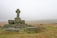 Túmulo Dartmoor Devon de Childes Foto de Stock Royalty Free