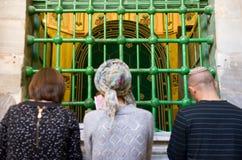 Túmulo de Abraham foto de stock royalty free