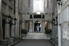 Túmulo de Columbo Imagens de Stock Royalty Free