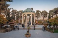 Túmulo de Hafez Imagens de Stock Royalty Free