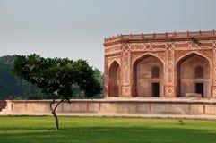 Túmulo de Humayun Fotografia de Stock Royalty Free