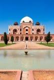 Túmulo de Humayun. Deli, India imagem de stock