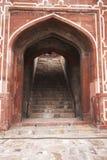 Túmulo de Humayuns Índia, Imagens de Stock