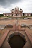 Túmulo de Humayuns Índia, Fotografia de Stock