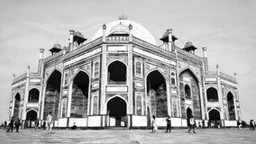 Túmulo de Humayuns Imagens de Stock