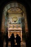 Túmulo de john de Saint Fotografia de Stock