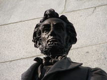 Túmulo de Lincoln Imagens de Stock