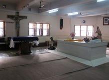 Túmulo de Madre Teresa em Kolkata Imagem de Stock
