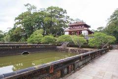 Túmulo de Minh Mang King na matiz, Vietname imagens de stock royalty free