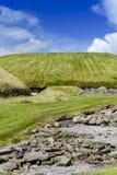 Túmulo de Newgrange Fotos de Stock Royalty Free