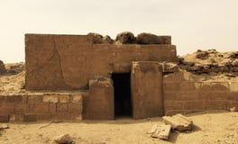 Túmulo de Pharoah Foto de Stock Royalty Free