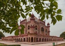 Túmulo de Safdarjung, Nova Deli Foto de Stock Royalty Free