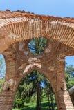 Túmulo de Thracian foto de stock
